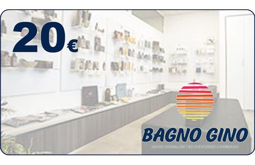 Bagno Gino - Buono Spesa