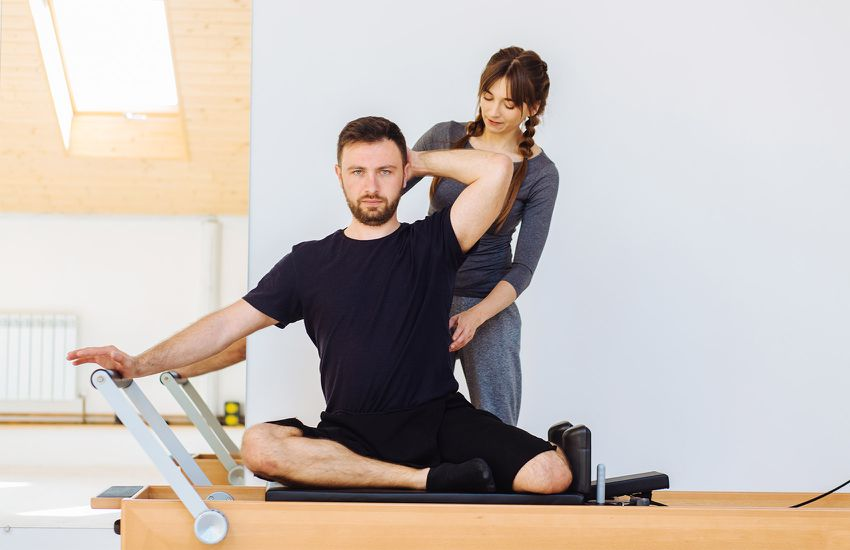 Centro Motus - Pilates Reformer