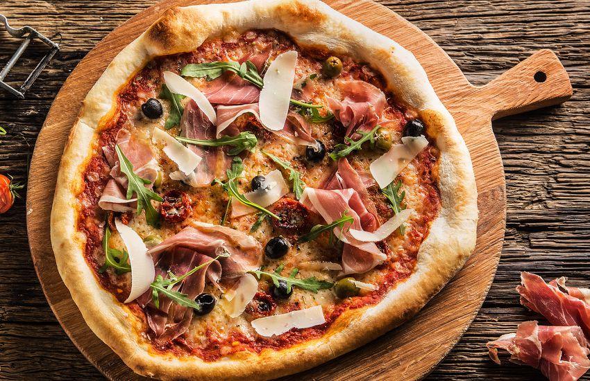 Ristorante Albini - Pizza