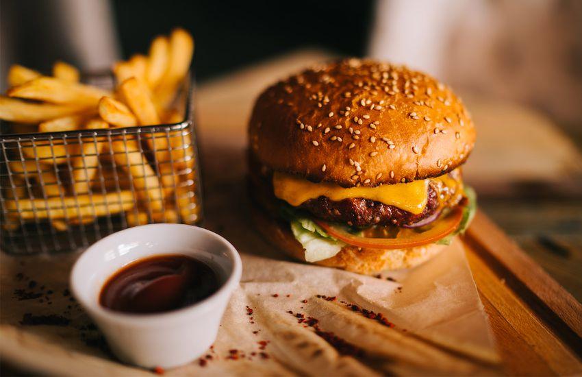 Woodpecker - Burger