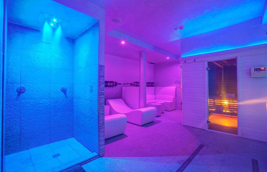 Ferretti Beach Hotel - Doccia Sauna