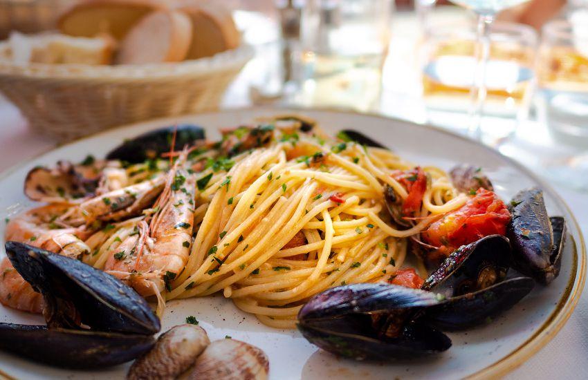 Ristorante Il Calandrino - Spaghetti
