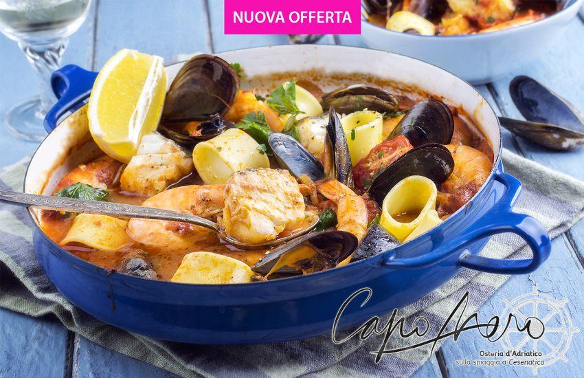 Capo Nero - Pesce