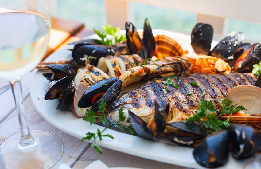 Osteria dei Ghiotti - Pesce