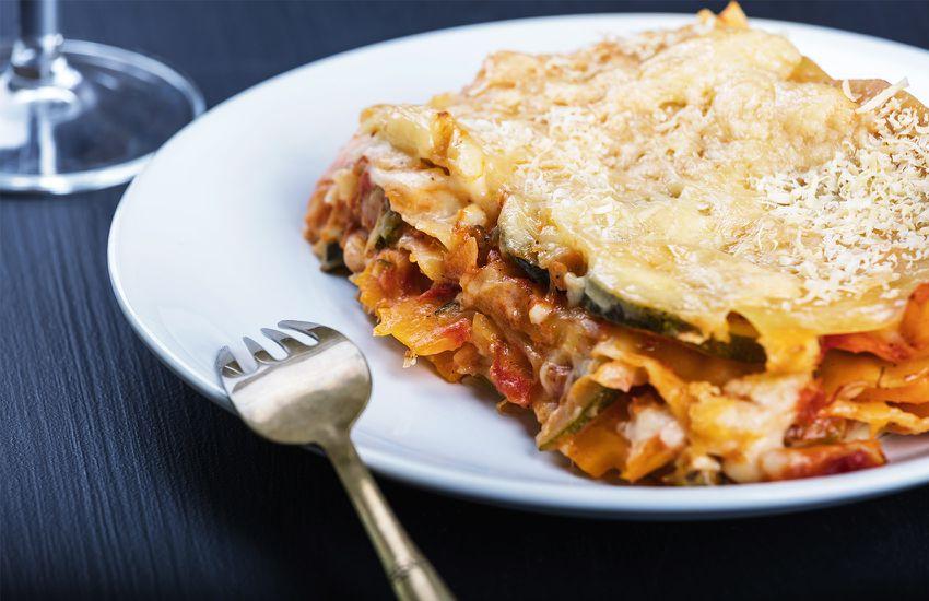 La Vecchia Canala - Lasagna